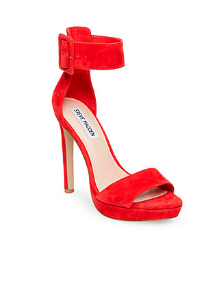 ae70be9ac8a Steve Madden. Steve Madden Circuit Ankle Strap Sandals
