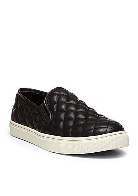 Eccentric Slip On Sneakers