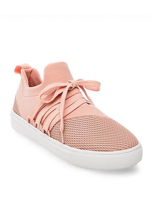 5e9e9473e4e Steve Madden Lancer Lace-Up Sneakers