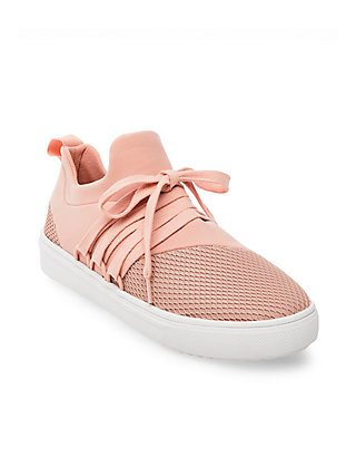 ebd9a1f556b Steve Madden Lancer Lace-Up Sneakers
