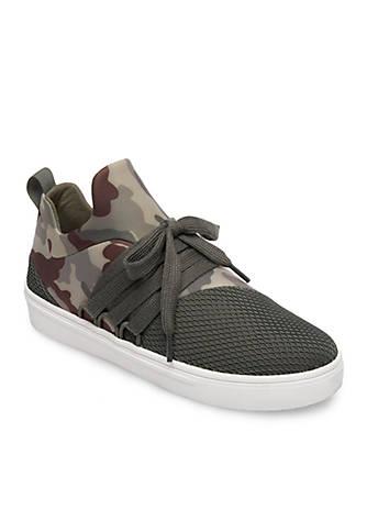 Steve Madden Lancer Lace-Up Sneaker