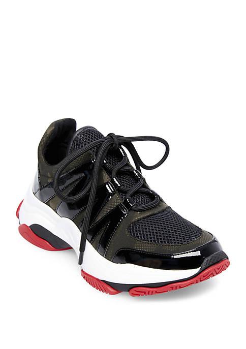 Steve Madden Maximus Camo Sneaker