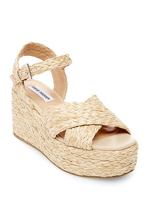 Pam Wedge Sandals