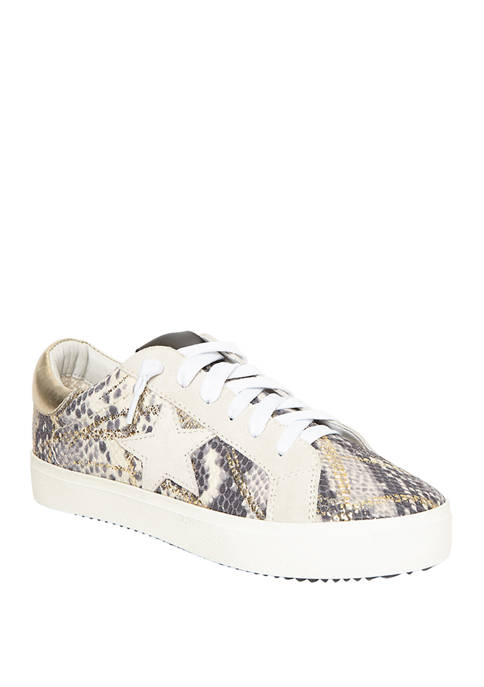 Philosophy Low Rise Star Sneakers