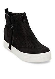 Steve Madden Street Wedge Sneaker