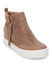Street Wedge Sneaker