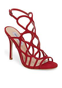 Teagan Caged Dress Sandal