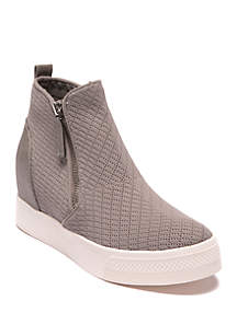 Steve Madden Waltz Wedge Sneakers