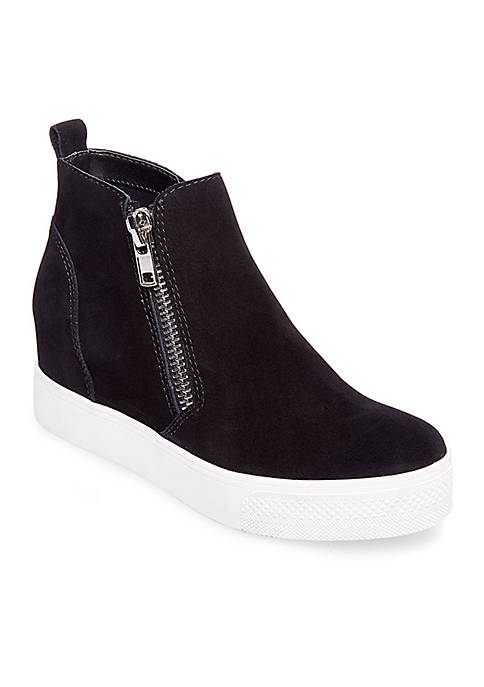 Steve Madden Wedge High Top Sneakers