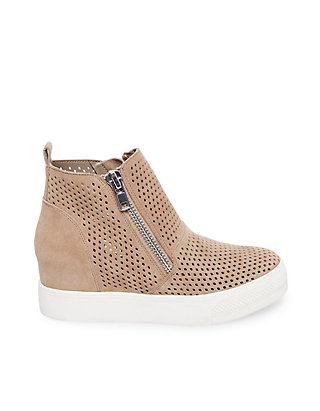 562178a679b Wedgie Perforated Sneaker
