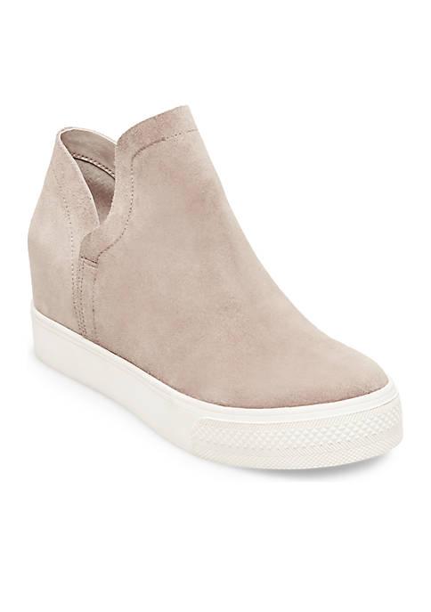 0854f94fa3a Steve Madden Wrangle Wedge Sneakers