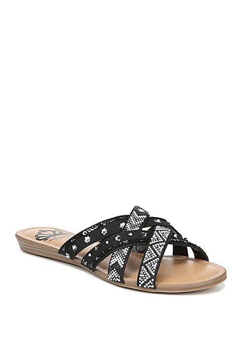 Gretta Slip On Sandals