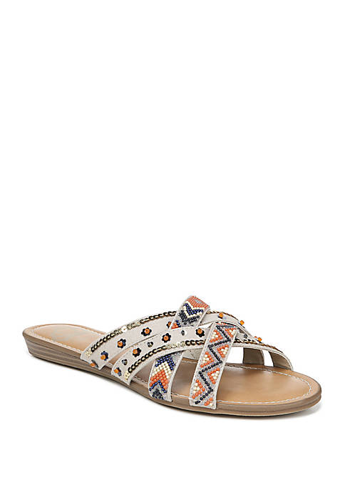 FERGALICIOUS by FERGIE Gretta Slip On Sandals