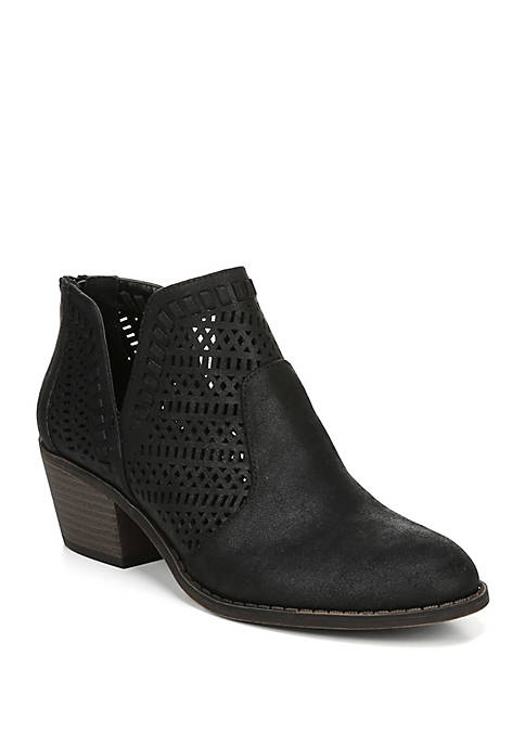 Betrayal Woven Ankle Boots