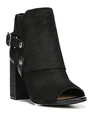 Fergie Roland Peep Toe Dress Bootie lpXAIh1xf