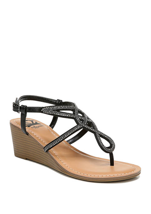 FERGALICIOUS by FERGIE Charisma Wedge Sandals