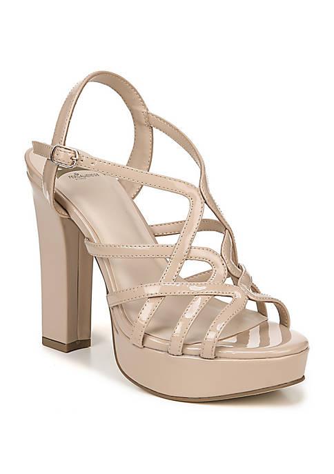 Priscella Platform Heel