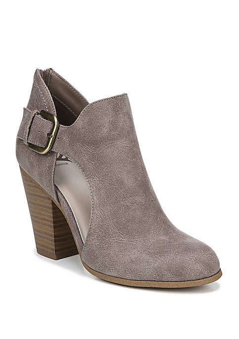 Palmer Side Cut Booties