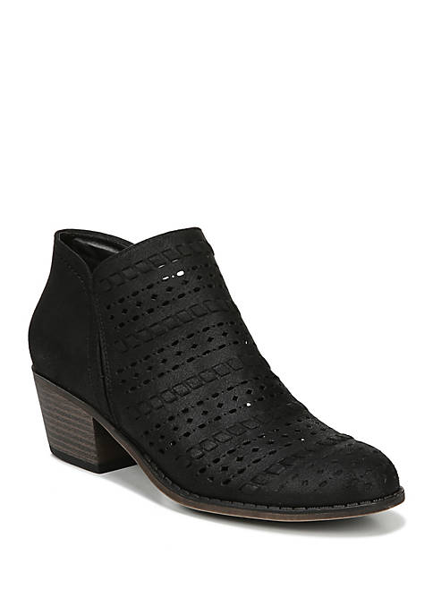 Bandit Cut Out Booties