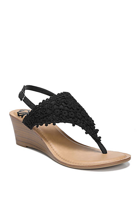 Calmly Wedge Sandals