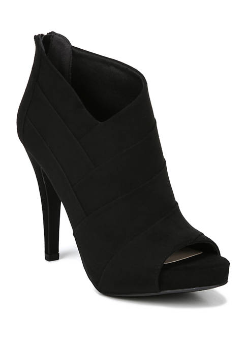 FERGALICIOUS by FERGIE Taylor Peep Toe Booties