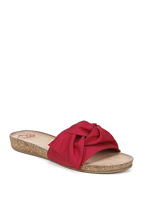 Moshi Knotted Sandals