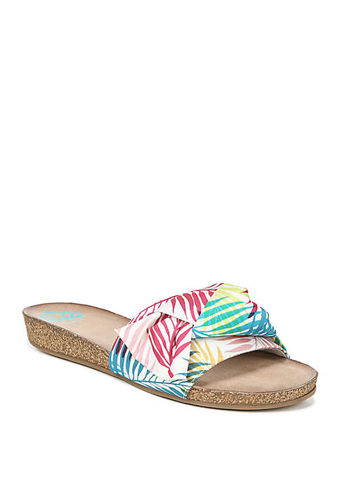 FERGALICIOUS by FERGIE Moshi Knotted Sandals