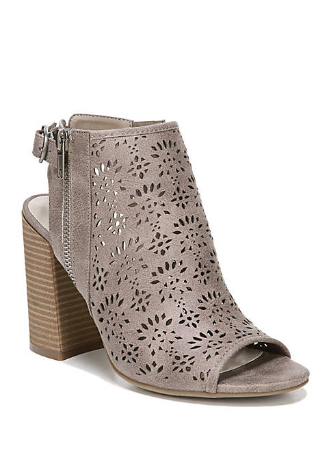 Parney Perforated Sandals