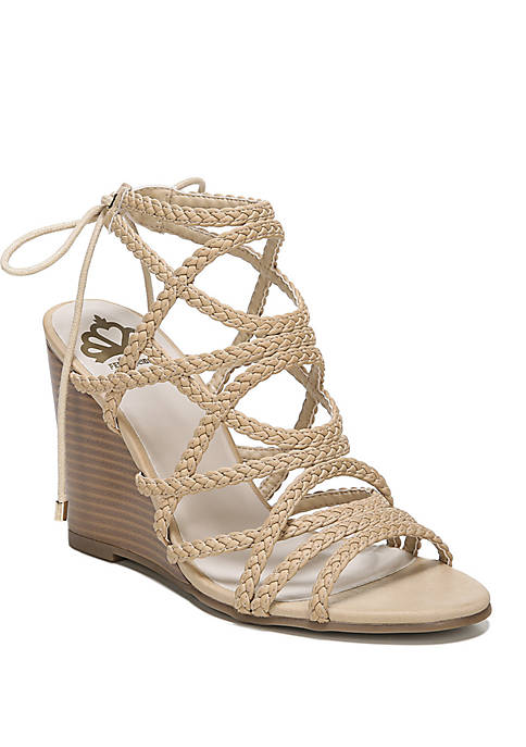 Baxter Braided Rope Wedges