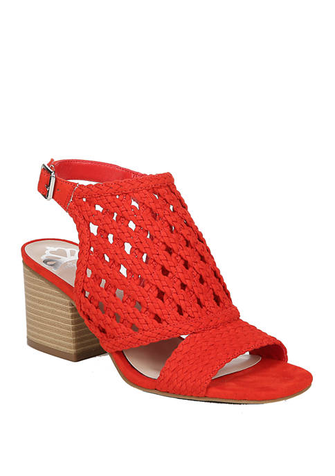 FERGALICIOUS by FERGIE Viv Strappy Block Heel Sandals