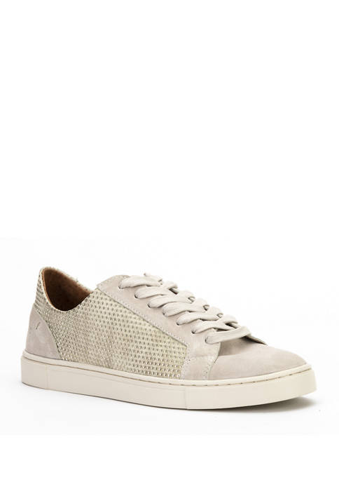 Ivy Diamond Emboss Low Sneakers
