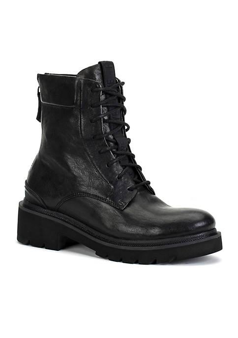 Frye Allison Combat Boot