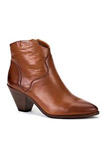 Lila Western Booties