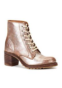 Sabrina Lace Up Boots