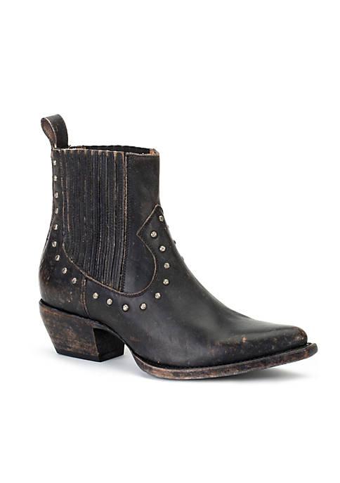 Frye Sacha Stud Chelsea Boots