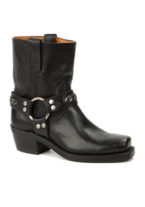 Harness Chain Boots