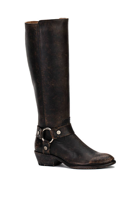 Carson Harness Tall Boots