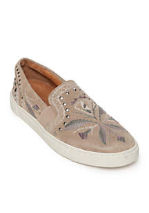 Ivy Embroidered Sneakers