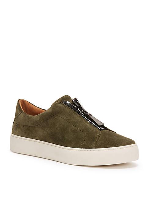 Frye Lena Zipper Sneaker