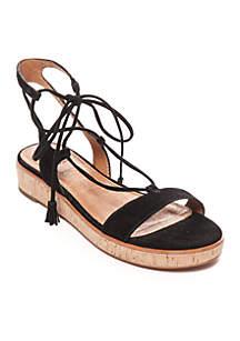 Miranda Flatform Gladiator Sandal