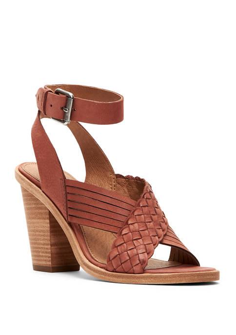 Frye Sara Criss Cross Sandals