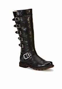 Frye Valerie Belted Tall Boot