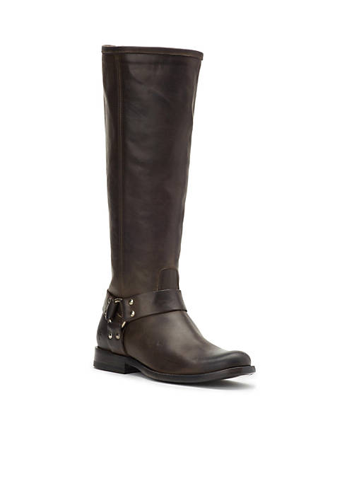 Phillip Harness Tall Boot