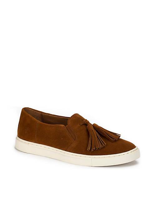 Frye Gemma Slip-On Tassel Shoes