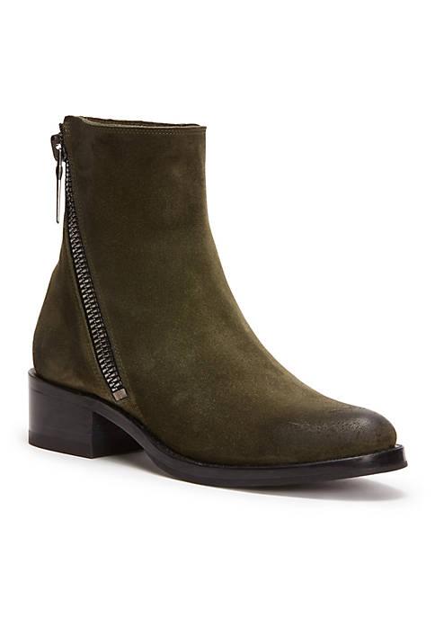Frye Demi Zip Booties