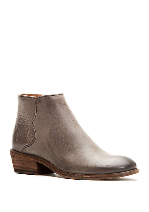 Frye Carson Piping Booties