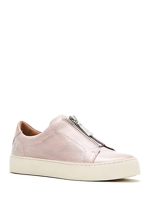 Frye Lena Low Zip Sneaker