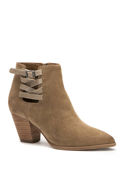 Frye Reed Strappy Booties