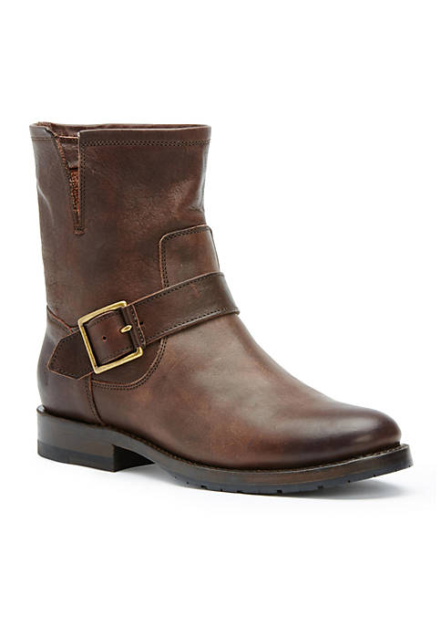 Frye Natalie Short Engineer Boot