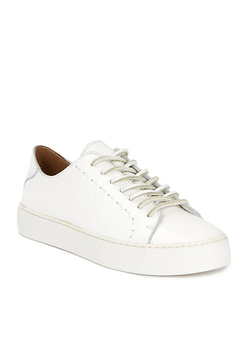 Frye Lena Low Lace Up Sneakers